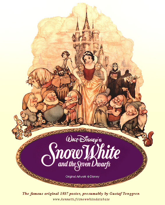 Snow White Original Poster | www.imgkid.com - The Image ...