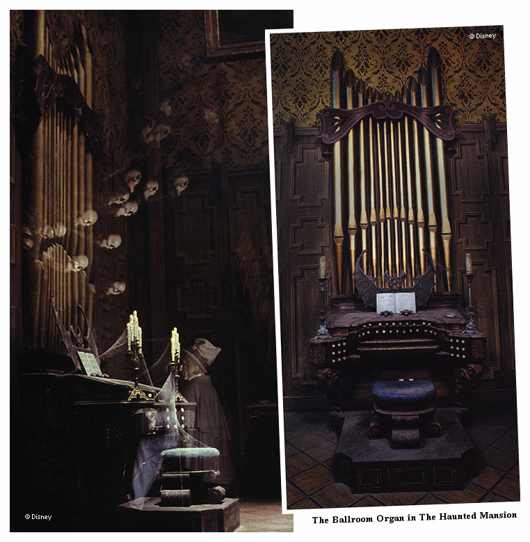 Haunted Mansion Foyer Organ Sheet Music : Kennetti the haunted mansions little finnish tribute