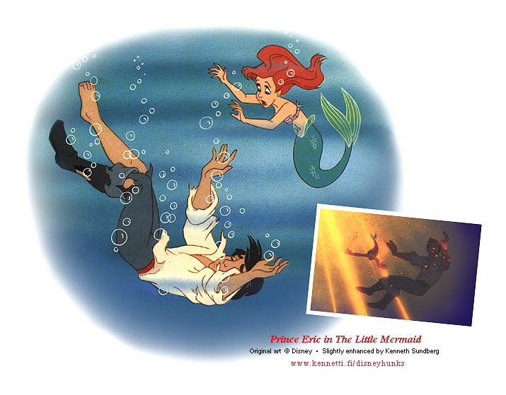 Essence. Little mermaid naked and tied authoritative message
